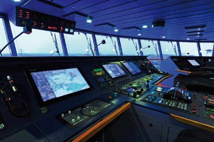 Wärtsilä to furnish 5 LNG gas-carriers with completely incorporated bridge systems